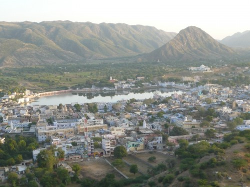Vue d'ensemble de Pushkar