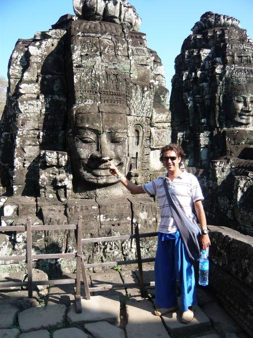Bayon Wat le plus beau temple selon moi !