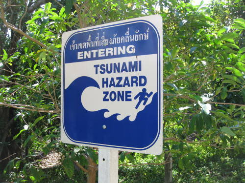 Attention au tsunami!!!!!!