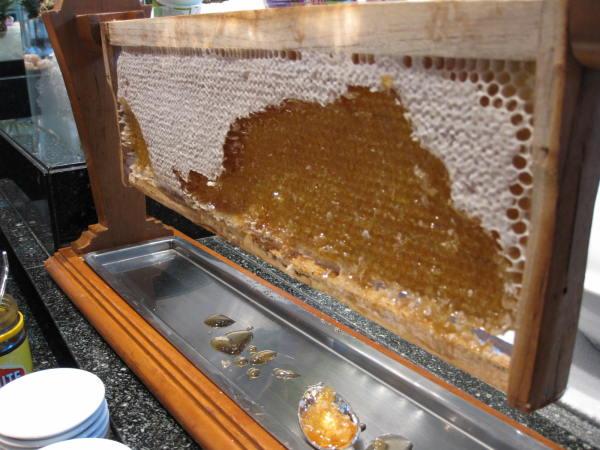 Du miel plus que frais !!!
