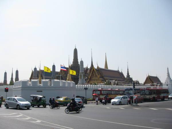 le palais royal !