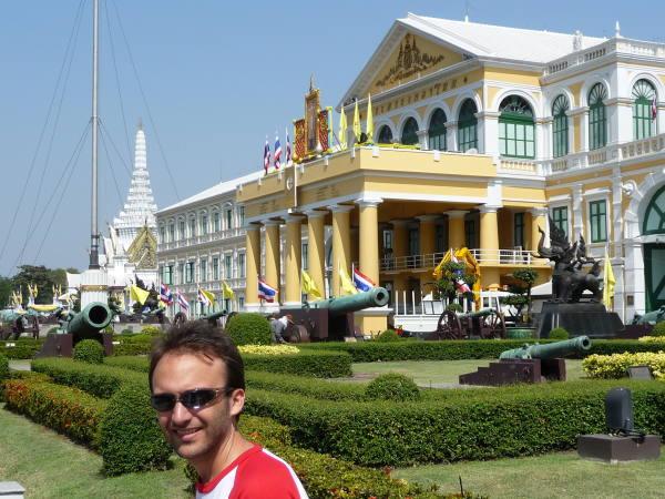 Xav en ballade à bangkok !