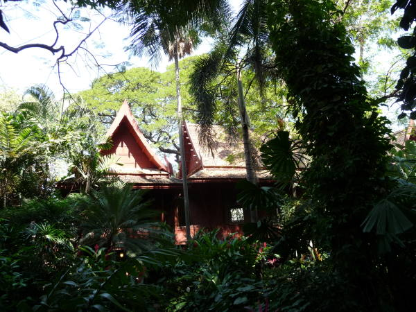 La maison de JimThompson