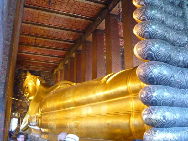 Le bouda couché du Wat Po