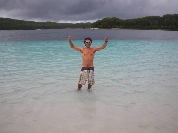 le lac Mac Kenzie !