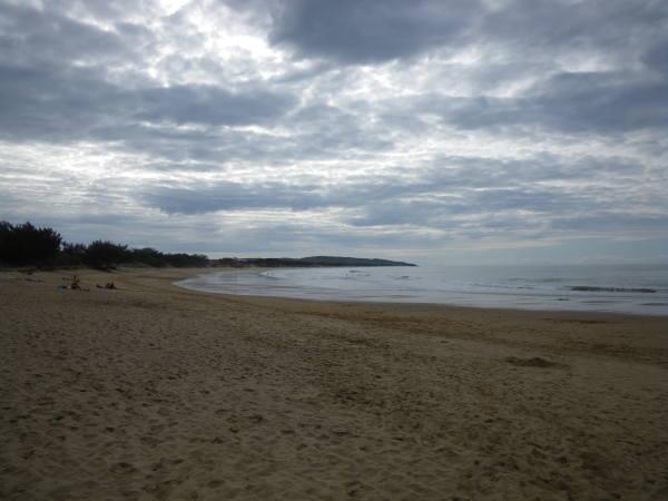 Agnes water beach !