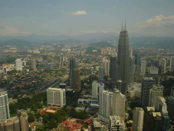 les tours Petronas !!